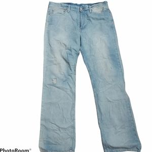Polo Ralph Lauren vintage looking straight jeans